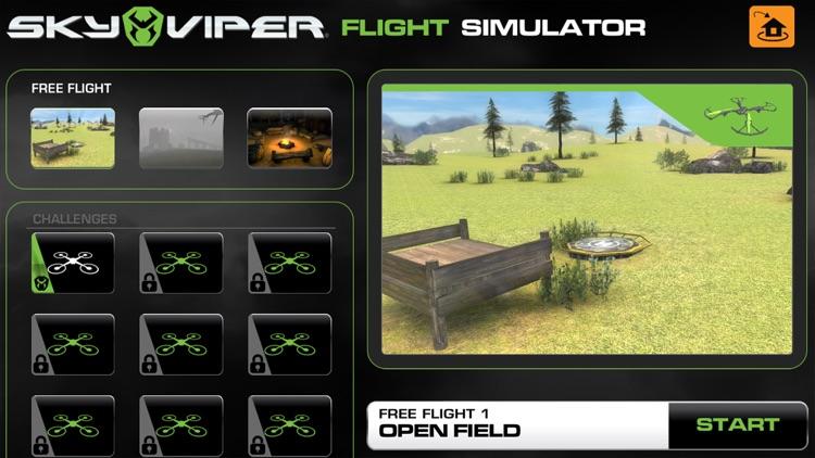 Sky Viper Flight Simulator screenshot-3