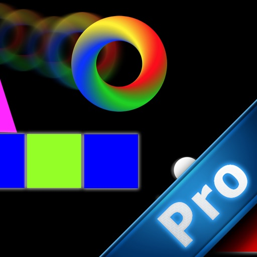 Color Geometry Ball Pro - Awesome Sphere Neon And Switch Game