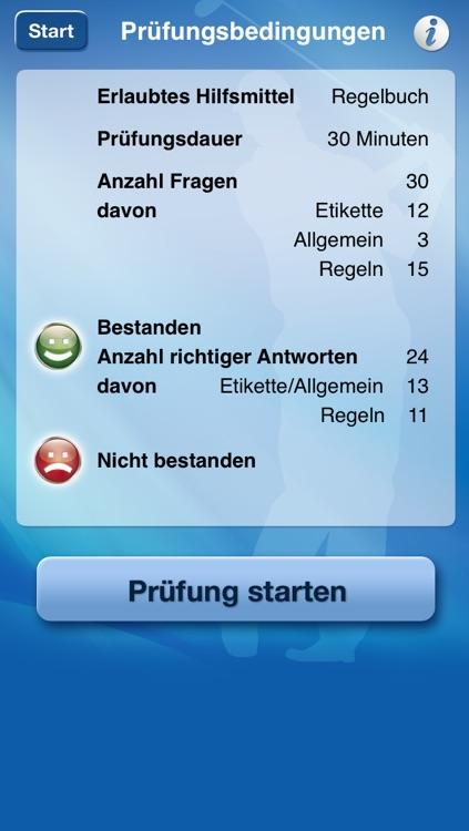 iPlatzreife - das offizielle Regelquiz screenshot-3