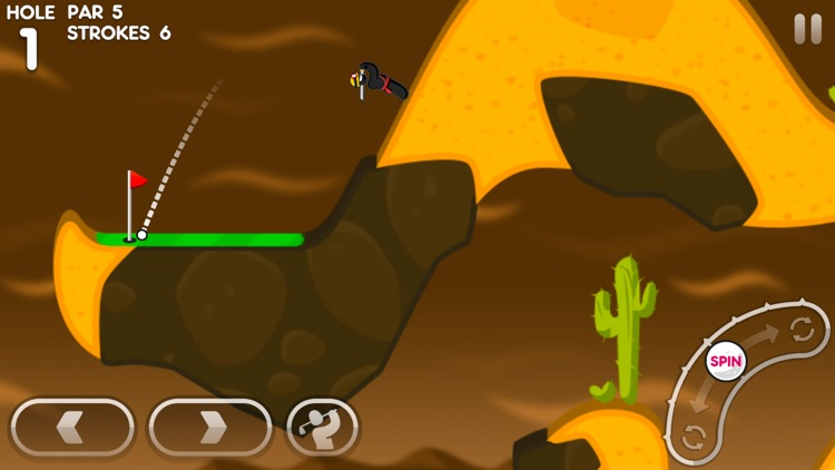 Super Stickman Golf 3 screenshot-4