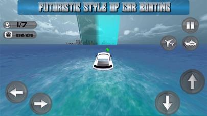 Floating Car Future Flying Car