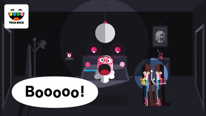 Toca Boo screenshot 2