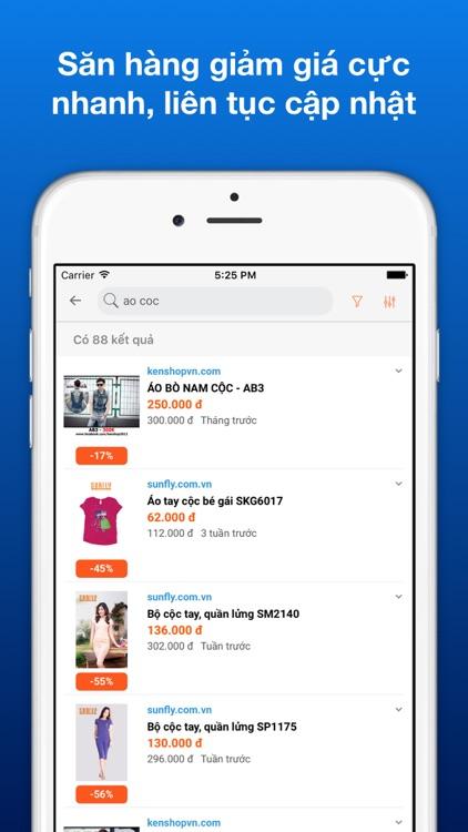 TingTing - Săn hàng giảm giá, mã khuyến mại ưu đãi screenshot-3