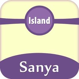 Sanya Islans Offline Map Travel Guide