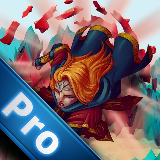 A Super Warrior Of The Alps PRO -Game Amazing Jump icon