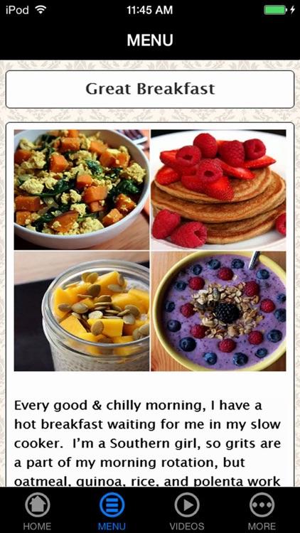 Easy Vegan Slow Cooker Cookbook for Beginners - Eat Healthy Foods Everyday!