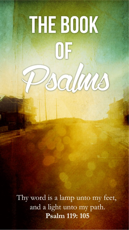 The Book of Psalms - Verses, Trivia, Wallpaper, and Inspiration from the Old Testament of the Holy Bible screenshot-0