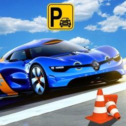 Sports Car Parking Mania