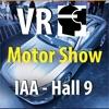 VR Virtual Reality press360 Motor Show - IAA 2015 Walk Through Hall 9