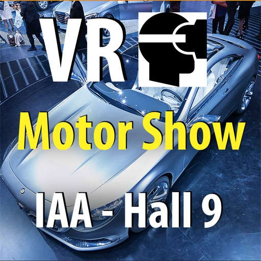 VR Virtual Reality press360 Motor Show - IAA 2015 Walk Through Hall 9