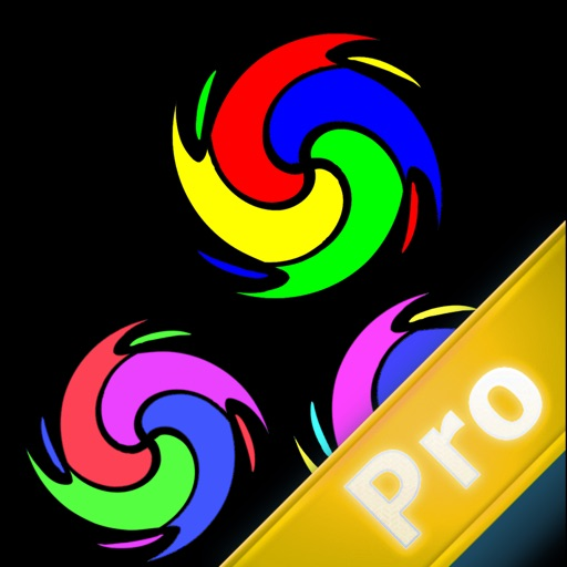 Color Spiral Blitz Cascade Pro - A Colorful Game