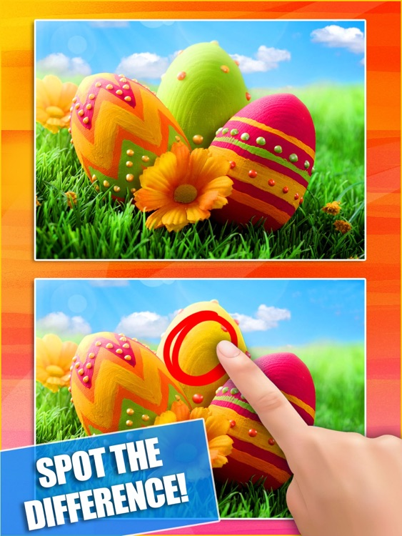 What's the Difference? HD ~ spot the differences·find hidden objects·guessing picture games
