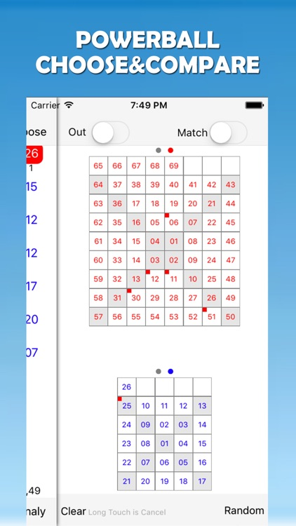 Powerball - Lotto Analysis screenshot-3