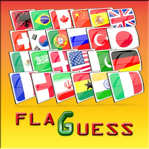 Guess the flag - Game