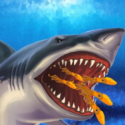 Shark Food Attack Prize Grabber Fishing Ocean Games