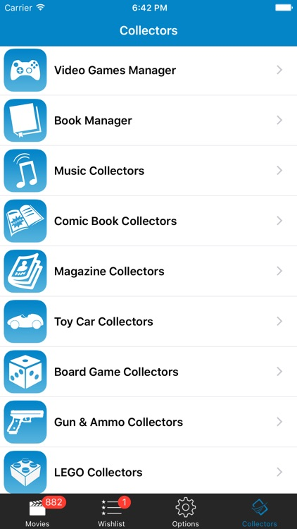 Movie Collector Database Pro screenshot-4
