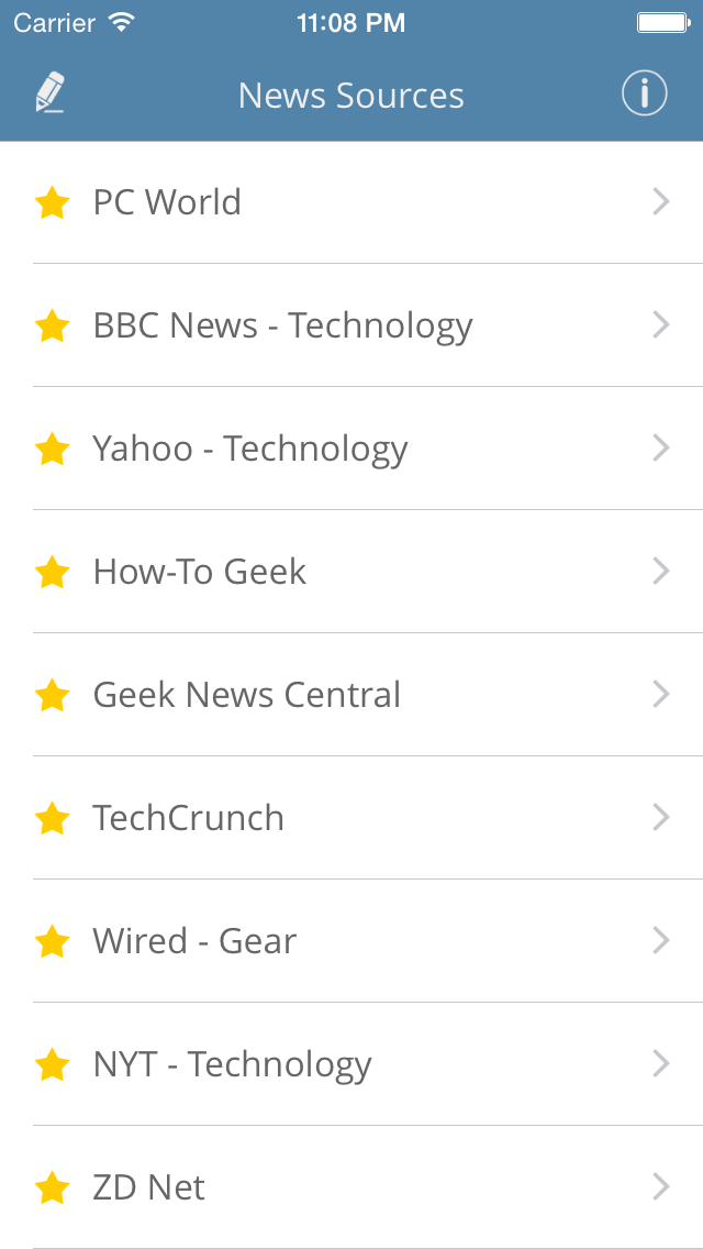 Geek And Tech News Latest Technology Gadget And It News Headlines By Margaret Kovatch Ios United States Searchman App Data Information