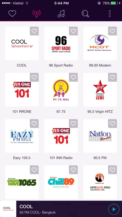 Thai Radio - Radio Thailand screenshot-0