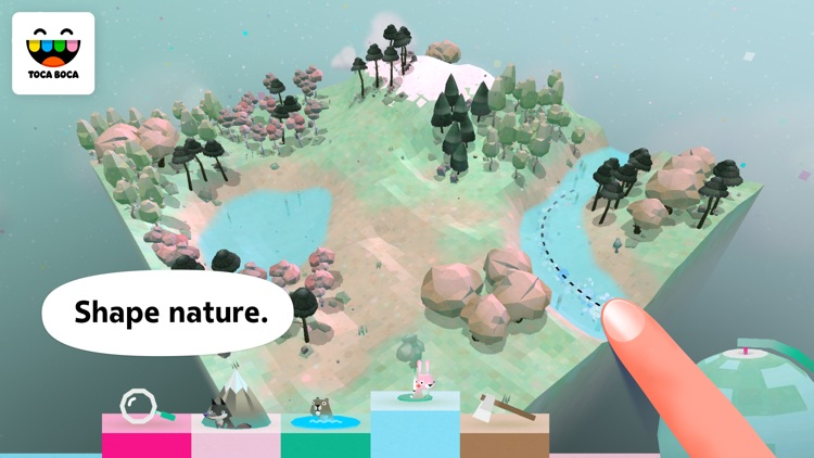 Toca Nature screenshot-0