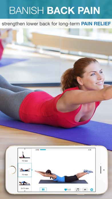 Easy Ab Workouts Free - Flatten and Tone Your Stomach and Back Fatのおすすめ画像5