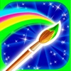 Paint Glow - Neon hand glowing colors draw - iPhoneアプリ