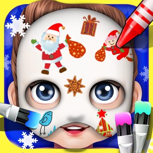 Личико Искусство Краска - Детские игры
