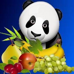 Panda Bear Fruit Farming Basket Match 3 Free Games