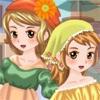 童话少女换装拼图-暖暖换妆化妆美少女拼图