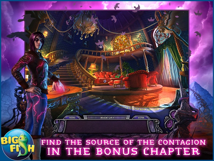 House of 1000 Doors: Evil Inside HD - A Hidden Object Adventure (Full) screenshot-3