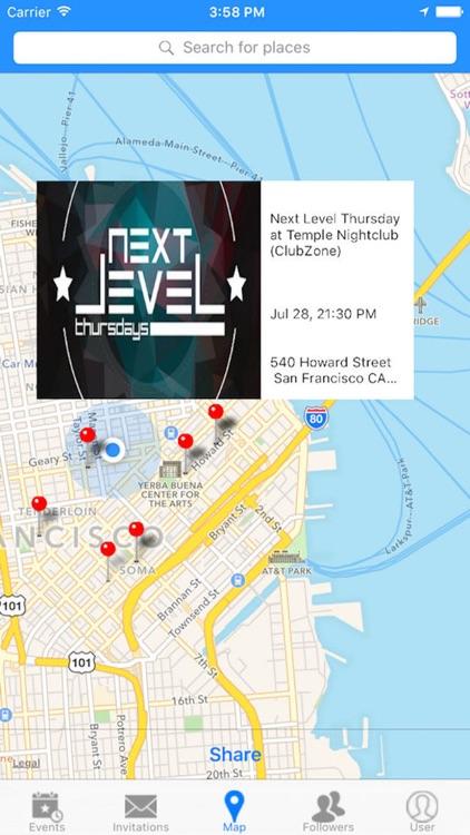 Meet Up Events screenshot-3