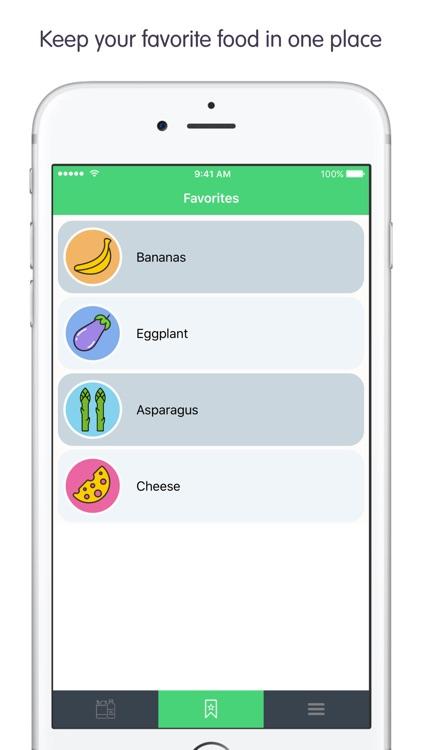 Refrigeratoo - The Shelf Life of Food screenshot-3