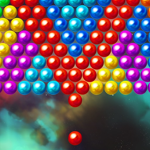 Planet Pop Bubble Shooter