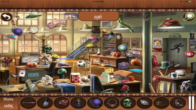 Free Hidden Objects Big House Search Find Hidden Object Games On