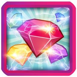 Puzzle Diamon- Jewel iLand Star