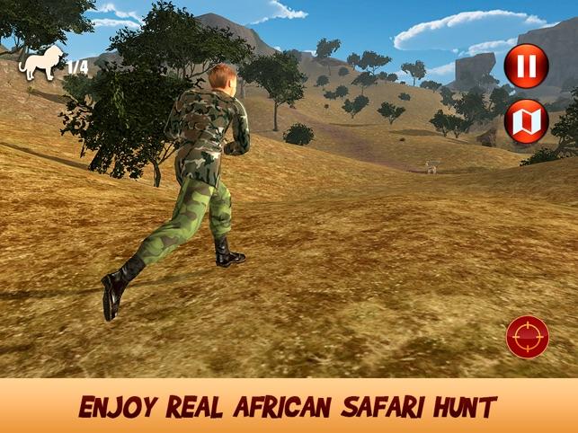 African Safari Hunting Simulator 3D