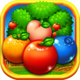 Juice Fruits Link Mania