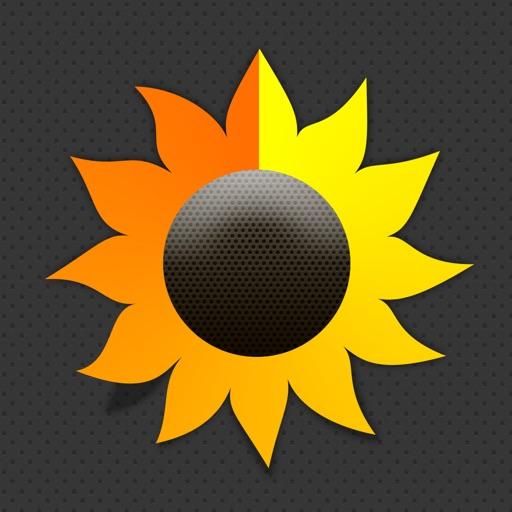 Sunfollower - Sunrise, Sunset, Sun Position Calculator