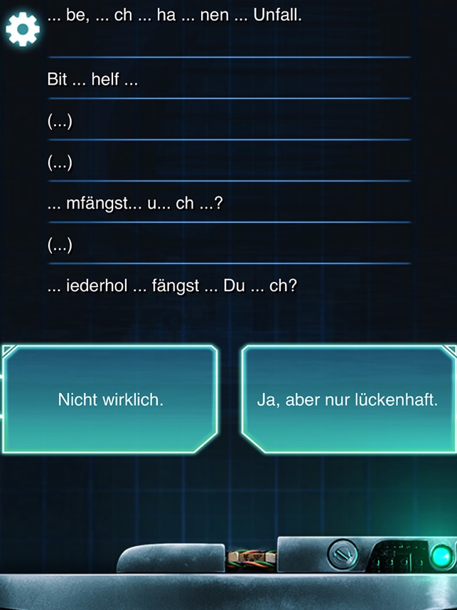 "643x0w ""Lifeline – Das Experiment"" als Gratis iOS App der Woche Apple iOS Entertainment Games Software Technology"