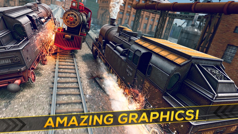 Train Driving Adventure | The 3D Rail Race Train Game for Free hack tool