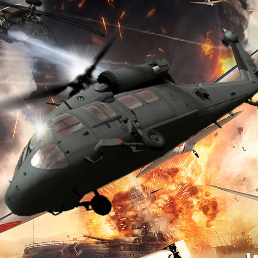 Battle Speed Copters -­ Best Helicopter Game
