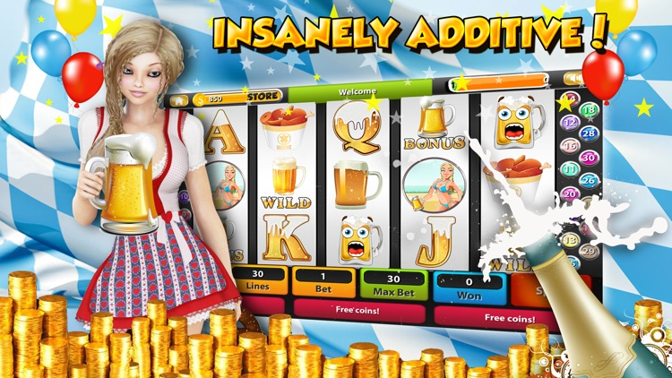 Octoberfest Bier Haus Slots Favorites Slot Machine Game For 2015