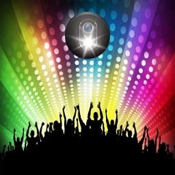 Party Night - Disco Flashlight For Home Disco Free