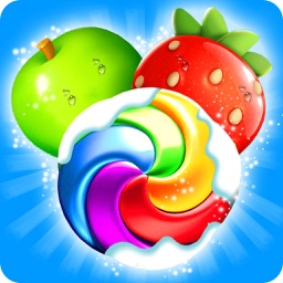 Crazy Fruits Mania - Amazing Candy Blast and Splash Mania