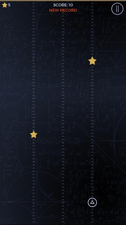 Mathematical Run