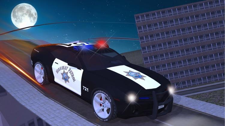 Crazy Roof Jumping Stunt n Furious Limo Car Racing screenshot-3