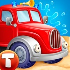 FireTrucks: 911 rescue (educational app for kids) icon