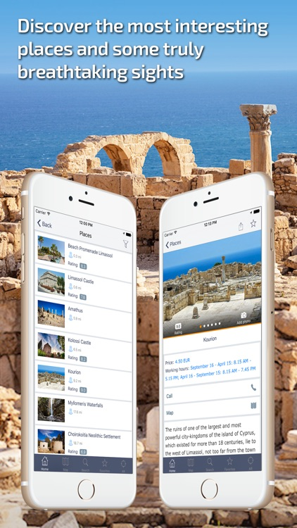 Cyprus Travel Guide & offline map