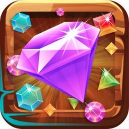 Journey Gems Blast: Jewely Jungle