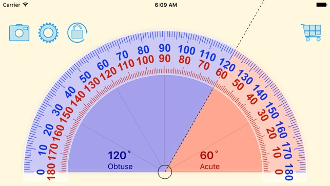 Free Protractor on the App Store