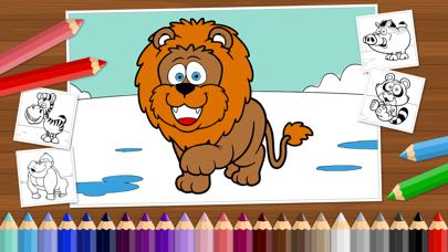 ハッピーイースター – 男の子でも女の子でも、幅広い年齢の子供が楽しめる、無料の色塗りアプリのスクリーンショット3